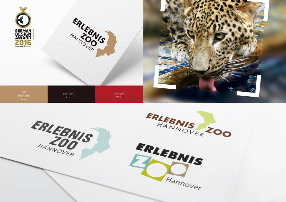 Neues Corporate Design für den Zoo Hannover